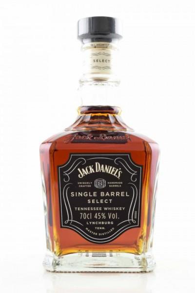 Jack Daniels Single Barrel 70 cl / 45 % USA