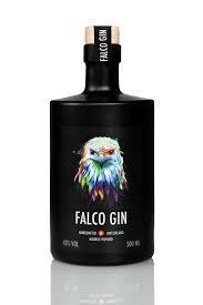 FALCO Gin 50 cl / 43 % Schweiz