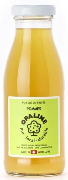 Opaline Pommes- Apfel Fruchtsaft 24 x 250 ml Schweiz