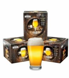 Craft Beerglas 4 er Geschenk Set Ritzenhoff ATLANTIC Typ Becher 420 ml Inhalt Deutschland