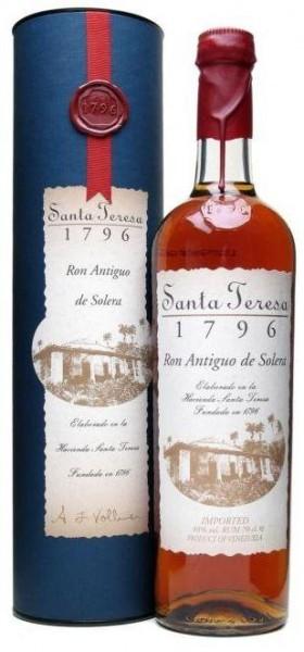 Santa Teresa Solera 1796 Antiguo de Solera 70 cl / 40 % Venezuela
