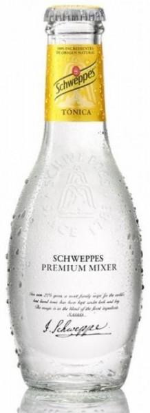 Schweppes Premium Mixer TONIC Original 200 ml Belgien