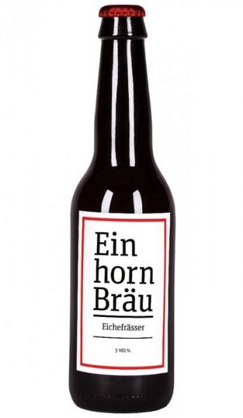 Einhorn Bräu EICHENFRÄSSER Kiste 24 x 330 ml / 5 % Schweiz