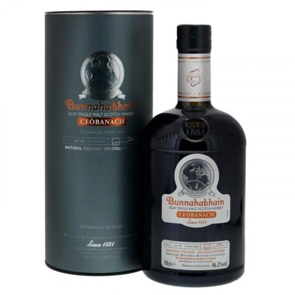 Bunnahabhain CEOBANACH Islay Single Malt Scotch Whisky 70 cl / 46.3 % Schottland