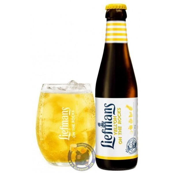 Liefmans YELL'Oh on the Rocks Fruchtbier 250 ml / 3.8 % Belgien