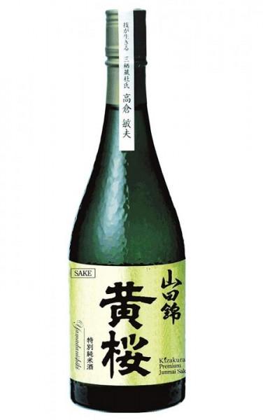 SAKE YAMADANISHIKI JUNMAISHU PREMIUM 72 cl / 15 % Japan