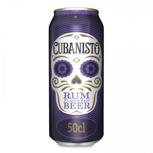 CUBANISTO Rum Flavored Beer Dose 500 ml / 5.9 % UK