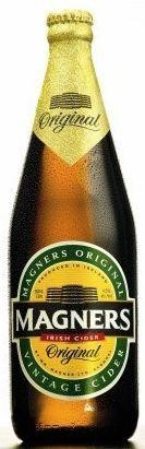 MAGNERS Original Irish Cider BIG 568 ml / 4.5 % Irland