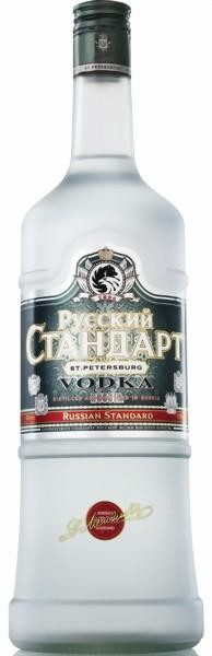 Russian Standard Original Vodka Doppelmagnum 3 Liter / 40 % Russland