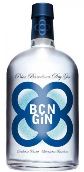 BCN GIN - Prior Barcelona Dry Gin 70 cl / 40 % Spanien