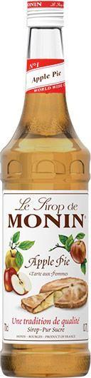 MONIN Premium Apple Pie Sirup 70 cl Frankreich