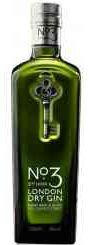 No.3 Berry Brothers London Dry Gin 70 cl / 46 % UK
