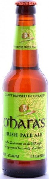 O' Hara's Irish Pale Ale Dry Hopped IPA 330 ml / 5.2 % Irland
