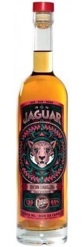 JAGUAR Rum Edicion Cordillera Cask Strength 50 cl / 65 % Costa Rica