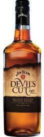 JIM BEAM DEVIL'S CUT Kentucky Straight Bourbon Whiskey 70 cl / 45 % USA
