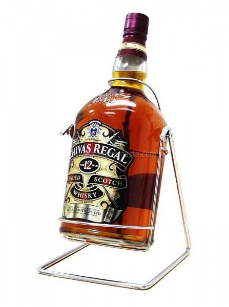 Chivas Regal SWING 12 Jahre Blended Scotch Whisky 4.5 Liter / 40 % Schottland