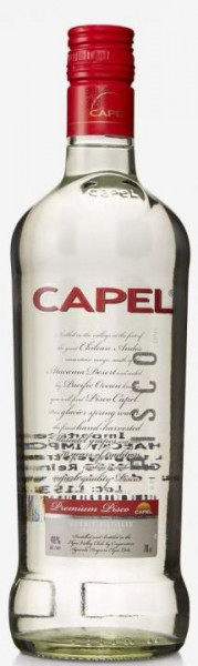 Capel PISCO Reservado 70 cl / 40 % Chile
