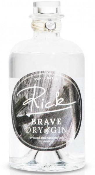 RICK BRAVE BIO Dry Gin 50 cl / 47 % Österreich