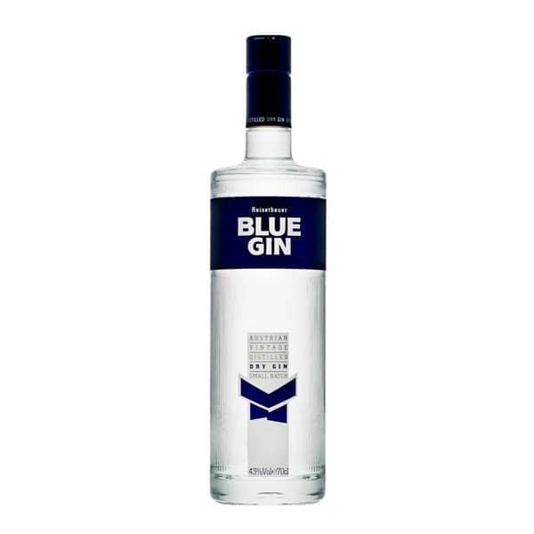 BLUE GIN by Hans Reisetbauer Small Batch Handcraft Gin 70 cl / 43 % Österreich