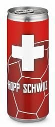 HOPP SCHWIIZ Energy Drink mit BALL 250 ml