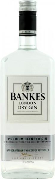 Bankes London Dry Gin 100 cl / 40 % UK