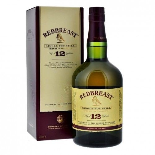 Redbreast 12 Years Single Pot Still Irish Whiskey 70 cl / 40 % Irland