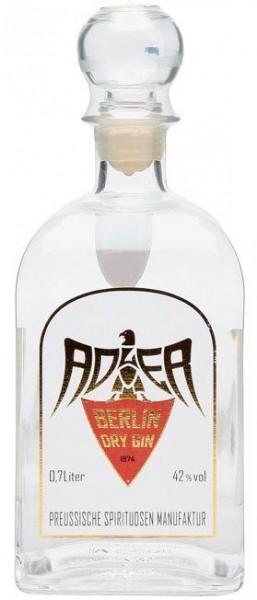 ADLER Berlin Dry Gin 70 cl / 42 % Deutschland