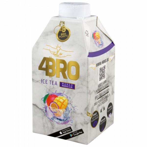 4Bro Ice Tea MANGO MARACUJA 500 ml Deutschland