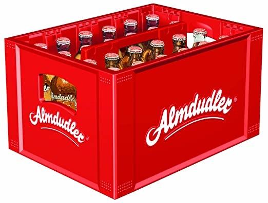 Almdudler Kräuterlimonade Kiste 24 x 350 ml Österreich