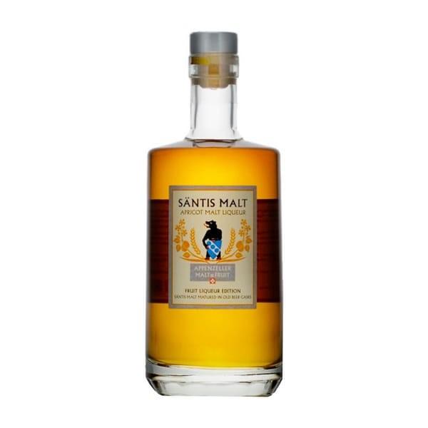 Säntis Malt Appenzeller Single Malt Whisky Edition Säntis ROT HIMMELBERG 50 cl / 40 % Schweiz