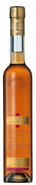 Paesanella Grappa AMORONE Barrique 50 cl / 41 % Italien