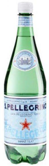 San Pellegrino Mineralwasser PET 24 x 1 Liter Italien