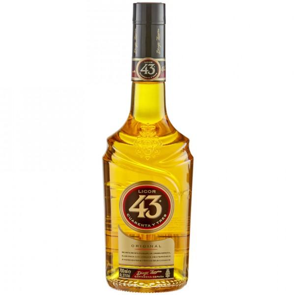 Licor 43 Cuarenta y Tres 70 cl / 31 % Spanien