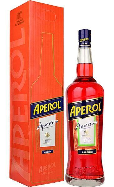 APEROL Bitter Likör GROSSFLASCHE 3 Liter / 20 % Italien