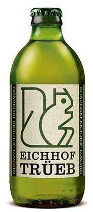 Eichhof RETRO TRÜEB Bier 330 ml / 4.2 % Schweiz