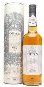 OBAN Single Malt 14 Years Highland Scotch Whisky 70 cl / 43 % Schottland