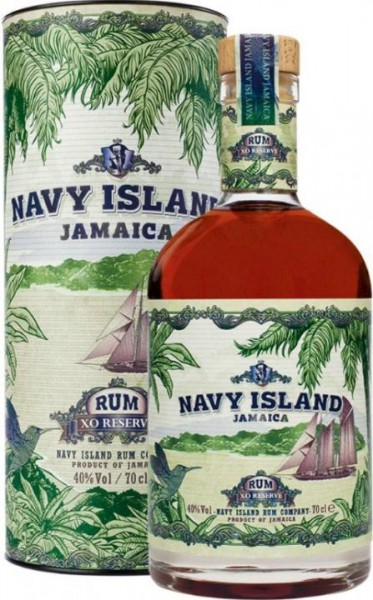 NAVY ISLAND XO Rum 70 cl / 40 % Jamaica