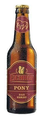 Eichhof PONY das Herbe 24 x 330 ml / 5.2 % Schweiz