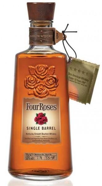 FOUR ROSES Single Barrel Bourbon Whiskey 70 cl / 50 % USA