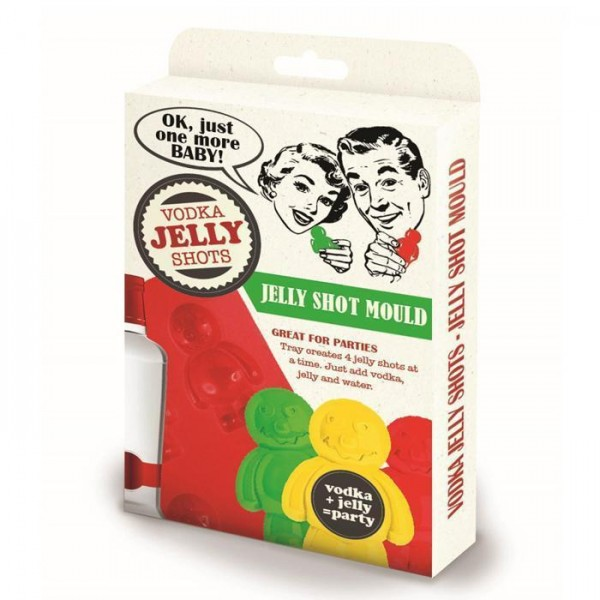 JELLY Shot MOULD - Eisform für Jelly Shots by 50 Fifty Gifts