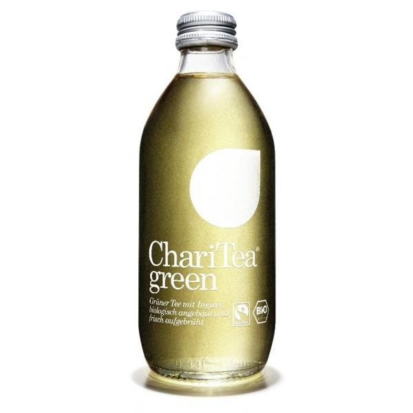 ChariTea green 20 x 330 ml Deutschland