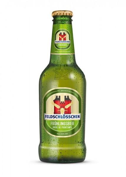 Feldschlösschen FRÜHLINGSBIER 330 ml / 4.8 % Schweiz