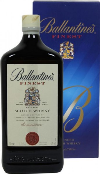 Ballantine's GALLONE FINEST Blended Scotch Whisky 3 Liter / 40 % Schottland