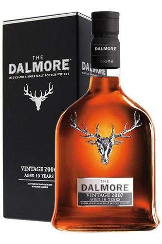 The DALMORE VINTAGE 2007 Limited Edition Single Malt Scotch Whisky 70 cl / 46 % Schottland
