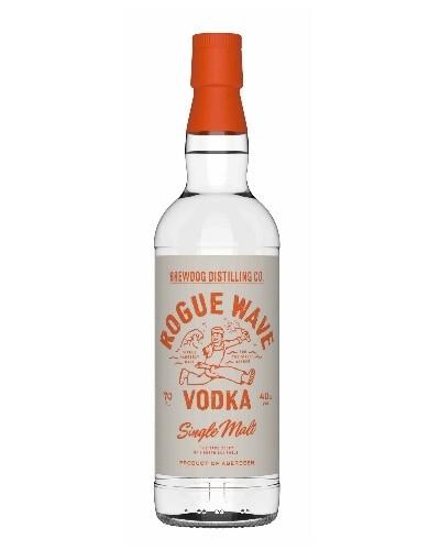 Brew Dog ROGUE WAVE Single Malt Vodka 70 cl / 40 % Schottland