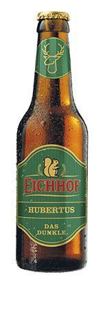 Eichhof HUBERTUS das dunkle Bier 24 x 330 ml / 5.7 % Schweiz