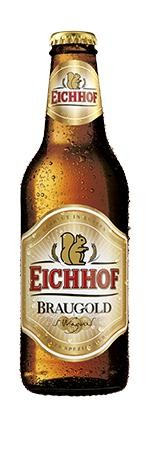 Eichhof BRAUGOLD edles Spezialbier 24 x 330 ml / 5.2 % Schweiz