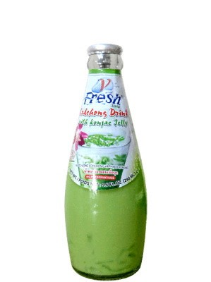 V-fresh LODCHONG Drink with KONJAC JELLY 290 ml Thailand