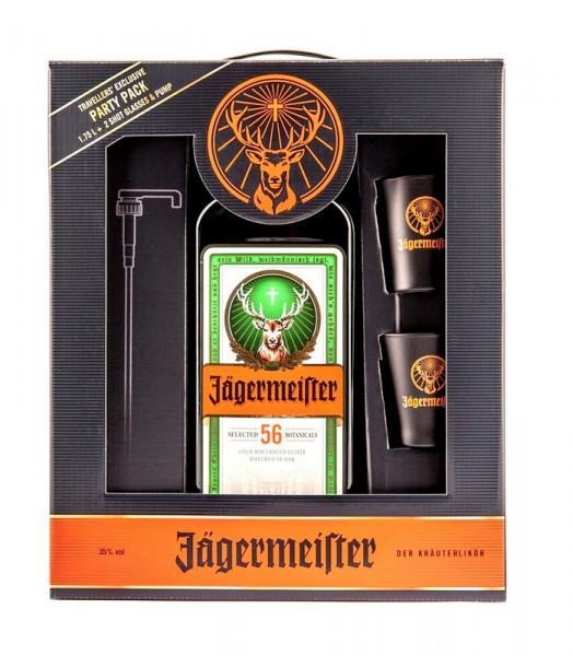 Jägermeister Magnumbox 1.75 Liter / 35 % Deutschland