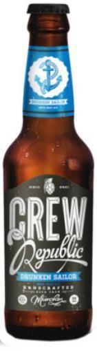 CREW Republic Drunken Sailor IPA Bier 24 x 330 ml / 6.4 % Deutschland